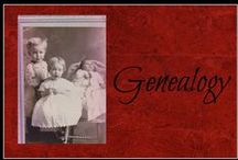 Genealogy / A collection of articles and ideas for researching and recording your family history
