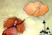 Illustrations ~ Anne-Soline Sintes ⋇⋇