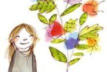Illustrations ~ Abigail Haplin ⋇⋇