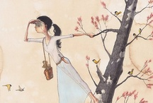Illustrations ~ Graham FrancioSe  ⋇⋇