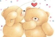 Illustrations ~ Forever Friends ⋇⋇
