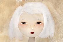 Illustrations ~ Anne Julie Aubry ⋇⋇