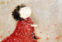 Illustrations ~ Eugenia Gapchinska ⋇⋇