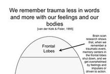 Trauma related / by Suzanne Snow