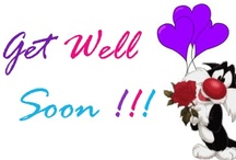 Illustrations ~ Get Well ⋇⋇