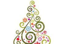 Illustrations ~ Christmas ⋇⋇ / Graphics for many, many holidays.