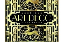 Gatsby Art Deco Ideas / by Nikki Golesworthy