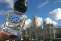 """""""Gijón"""", la miniatura  / En este tablero conocemos el mundo a través de los ojos del perfume #Gijon, en su versión miniatura de 9 ml"""