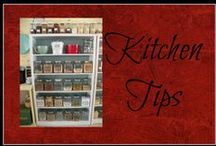 Kitchen tips / Tips for easier food prep