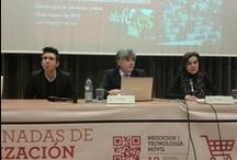 Ponencias Eva Rogado / Eventos en los que hemos participado como ponentes