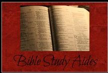 Bible Study & Prayer / Find resources to help you study the Bible, do Bible journaling, and keep a prayer journal.