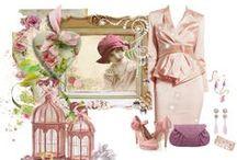 *My Polyvore Sets* / Fashion sets I created / by Debbie Knouse