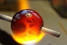 Lampwork beads / by Wildcraft