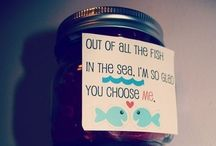 Ideas for gifts <3