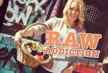 raw food! / by Kaitlin Marie