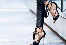 shoe in.