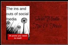 Social Media Tricks / The ins and outs of promoting your blog or business on social media