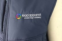 lead apparel embroidery / company embroidered clothing from lead apparel