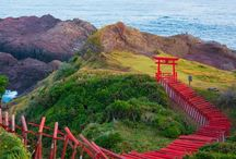 Want to visit in Japan