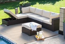 FURNITURE-Outdoor / by Diane Hinchey