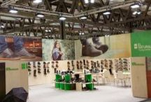 Trade Fairs / As every season the El Naturalista´s Commercial and Design teams meet with customers, agents, distributors and friends in major international shoe fairs. On this occasion, to present the new autumn-winter 2015 collection.