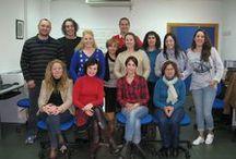 Curso Redes Sociales para Empresarios / Formación en redes sociales para empresarios y emprendedores de Ceutí (Murcia). Un taller práctico sobre marketing online en Facebook, estrategias de Social Media para Twitter y presencia online con Pinterest.