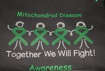 Make Mitochondrial Disease History / Whether present at birth, or develops later on in life, Mitochondrial Disease is life-altering.  Please help to raise awareness so we can see Mito research funds become more of a reality.  This board is in celebration of the fight Michael Goldberg and his loved ones put forth every day.  Please share the message, and your generosity.  Change the course of Mitrochondrial disease for the next generation.