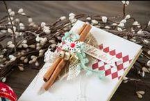 Christmas & Happy New Year Scrapbooking ~ Рождественский и Новогодний скрапбукинг