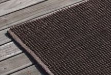Outdoor Rugs / Handcrafted and high quality rugs for the outdoor living