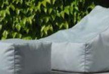 Accessories / Indoor & outdoor pouf and armchair