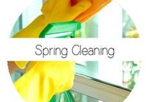 Spring Cleaning / Ways to get you ready for spring cleaning