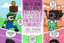 LEARNING LANGUAGES...