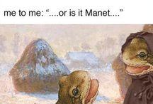 Art Memes : Humour / Humour in Art