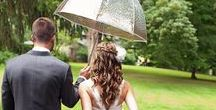 Our Past Rainy and Super Romantic Weddings!