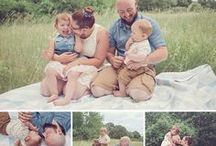 Family Photography / Outdoor family photography with siblings