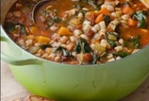 Soups / Soup!  My favorite food to make and eat!  A happy home should always have a pot of soup simmering on the stove and something delicious in the oven!