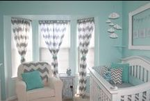 Baby room ideas / by Chelsea Devine