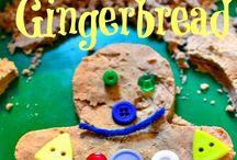Gingerbread Theme / by Kelly Feldkamp