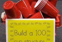 100th Day Day of School - Kindergarten / by Kelly Feldkamp
