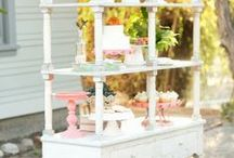Dessert Table / by A Cupcake Treat