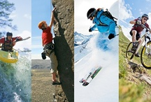 Extreme Sports / Collection of the bad-est, rad-est, most awesome-est action sports photos and video clips around. / by Action Sports
