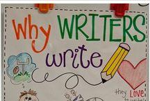 Writing in Kindergarten / by Kelly Feldkamp