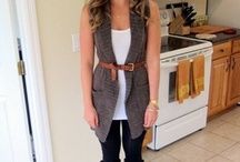 Fall clothess! / by Ashley Nicole