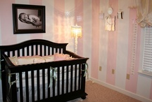 Baby girl room  / by Ashley Nicole
