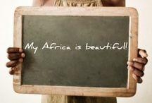 africa. / by olubunmi | adeyemi