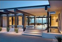 Dream Home Inspirations / Architecture which I love and which Inspires me to dream.
