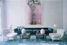 Beautiful Rooms / Rooms which I consider beautiful, well executed or just wonderful...