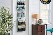 Storage Solutions / Check this board for home storage solutions - bedroom, closet, jewerly, bathroom storage and more.