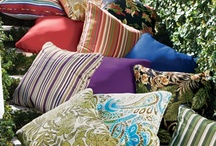 Outdoor Cushions / Add some comfort to your patio furniture with some beautiful outdoor cushions. With so many colors and styles, you're bound to find a cushion that will work with your decor.