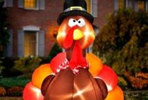 Thanksgiving Decorations / Thanksgiving decorations & recipes to help you get your home ready for the holidays. / by Improvements Catalog